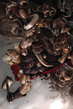 Thor: Ages Of Thunder - Reign Of Blood Cover: Thor Prints