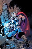 Thor: Truth Of History No.1 Cover: Thor Posters by Alan Davis