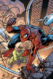 Marvel Adventures Spider-Man No.45 Cover: Spider-Man and Doctor Octopus Posters by Zach Howard