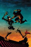 Logan No.3 Cover: Wolverine Poster af Eduardo Risso