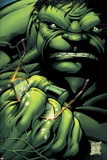 Incredible Hulks No.635 Cover: Hulk Crushing Glasses Photo by Paul Pelletier