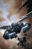 X-Force No.5 Cover: Archangel Posters by Clayton Crain