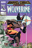 Wolverine No. 1 Cover: Wolverine Photo by Walt Simonson