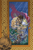 Thor: Blood Oath No.3 Cover: Thor and Hercules Posters by Scott Kolins