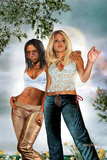 Emma Frost 15 Cover: Emma Frost, Bloom and Astrid Posters