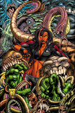 Incredible Hulks No.630 Cover: Red She-Hulk Photo by Paul Pelletier