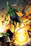 Avengers vs. Pet Avengers No.1: Fin Fang Foom Flying Prints by Ig Guara