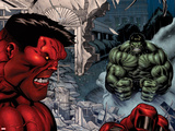 Hulk No.24: Hulk Smashing Prints by Ed McGuinness