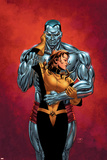 Astonishing X-Men No.6 Cover: Colossus, Shadowcat, Pryde and Kitty Posters by John Cassaday