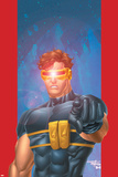 Ultimate X-Men No.1/2 Cover: Cyclops Prints by Aaron Lopresti