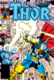 Thor No.339 Cover: Beta-Ray Bill Posters by Walt Simonson