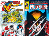 Marvel Comics Presents No.2 Cover: Wolverine Photo by John Buscema