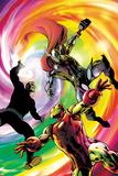 Avengers Prime No.2 Cover: Iron Man, Thor, and Steve Rogers Posters par Alan Davis