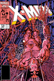 Uncanny X-Men No.205 Cover: Wolverine Posters by Barry Windsor-Smith