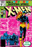 Uncanny X-Men No.138 Cover: Cyclops and X-Men Photo by John Byrne