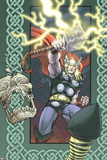 Thor: Blood Oath No.1 Cover: Thor Photo by Scott Kolins