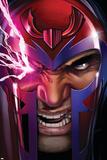 Uncanny X-Men No.516 Cover: Magneto Plakat af Greg Land