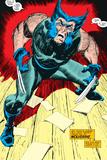 Wolverine No.1 Cover: Wolverine Plakat av John Buscema