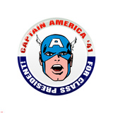 Marvel Comics Retro: Captain America '41 for Class President (aged) Prints
