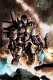 Iron Man: Rapture No.3: War Machine Standing Prints by Lan Medina