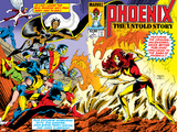 Phoenix: The Untold Story No.1 Cover: Grey Poster by John Byrne