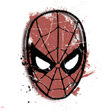 Marvel Comics Retro: Spider-Man (aged) Poster