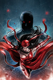 Shadowland: Elektra No.1 Cover: Elektra Running Prints by Sana Takeda