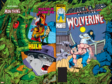 Marvel Comics Presents No.6 Cover: Cyclops Posters by John Buscema