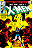 Uncanny X-Men No.134 Cover: Grey Prints by John Byrne