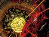 Hulk No.24: Hulk Fighting Prints by Ed McGuinness
