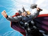 Thor Swingin Mjonir Poster
