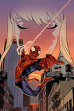 Spider-Man: The Clone Saga No.3 Cover: Spider-Man Posters by Kalman Andrasofszky