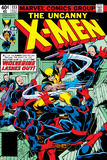 Uncanny X-Men No.133 Cover: Wolverine and Hellfire Club Plakaty autor John Byrne