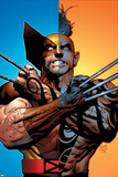 Wolverine: Origins No.26 Cover: Wolverine and Daken Poster by Greg Land