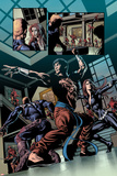 Secret Avengers No.6: Shang-Chi and Black Widow Posing Posters by Mike Deodato