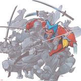 Frank Miller - Wolverine TPB Cover Cover: Wolverine Obrazy