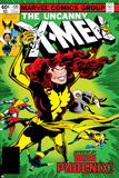 Uncanny X-Men No.135 Cover: Grey, Jean, Colossus, Wolverine, Storm, Cyclops, Dark Phoenix and X-Men Photo by John Byrne
