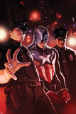 Captain America No.611 Cover: Captain America Chained Photo by Marko Djurdjevic