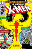 John Byrne - Uncanny X-Men No.125 Cover: Phoenix, Colossus, Storm, Madrox and Havok Obrazy
