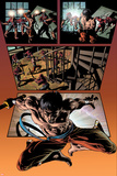Secret Avengers No.6: Shang-Chi Jumping Print by Mike Deodato