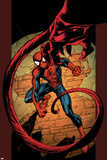 Ultimate Spider-Man No.86 Cover: Spider-Man Prints by Mark Bagley