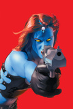 Mystique No.10 Cover: Mystique Prints