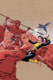 X-Men: Kitty Pryde- Shadow & Flame No.2 Cover: Shadowcat, Lockheed, Pryde and Kitty Photo by Paul Smith