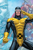 X-Men: First Class Finals No.3 Cover: Cyclops Photo by Roger Cruz