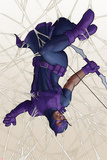 Avengers: Solo No.2 Cover: Hawkeye Caught in a Web Posters by John Tyler Christopher