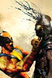 Wolverine No.60 Cover: Wolverine Plakát