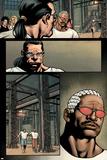 Ultimate X-Men No.88 Headshot: Bishop Photo by Yanick Paquette