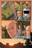 X-Men: First Class No.1 Headshot: Xavier, Charles, Cyclops, Angel, Iceman and Beast Photo by Roger Cruz