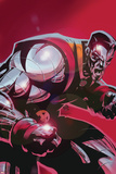 X-Men: Colossus Bloodline No.1 Cover: Colossus Posters av Chris Bachalo
