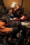 David Finch - Uncanny X-Men No.493 Cover: Cable Plakát
